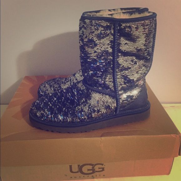 585d6cf647a Ugg Boots Glitter Xray | Santa Barbara Institute for Consciousness ...