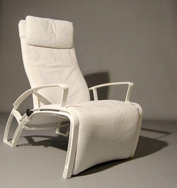 Lounge chair IP 84 S by Ferdinand Porsche