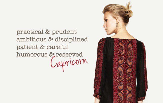 Capricorn by Lucky Brand