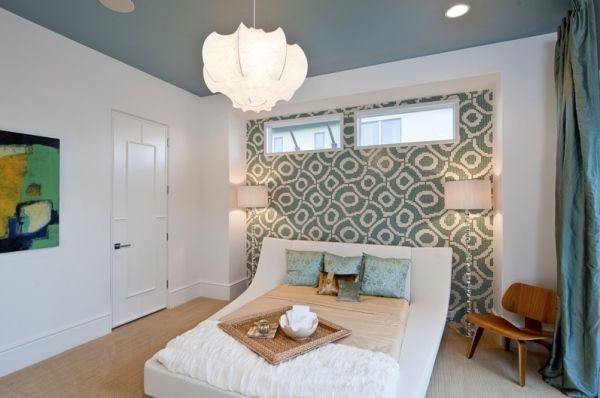 behagliches schlafzimmer im keller wohnen in 2019. Black Bedroom Furniture Sets. Home Design Ideas