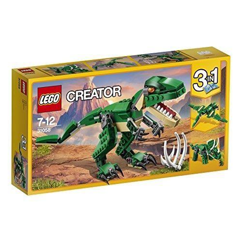 Oferta: 14.11€. Comprar Ofertas de LEGO Creator - Grandes dinosaurios (31058) barato. ¡Mira las ofertas!
