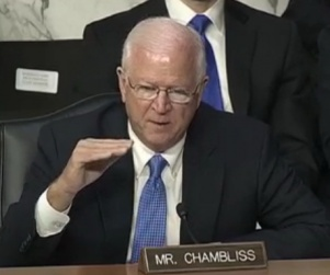 U.S. Military Rape Caused by 'Hormone Level Created by Nature' Suggests Sen. Saxby Chambliss (Video) http://www.opposingviews.com/i/society/crime/us-military-rape-caused-hormone-level-created-nature-suggests-sen-saxby-chambliss
