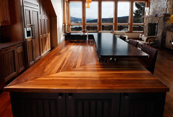 Gorgeous wood counter.Wood Counter, Woodworking Shops, Woodworking Gallery, Gorgeous Wood, Wood Islands, Heavens Kitchens, Kitchens Ideas, Stirt Woodworking, Islands Counter