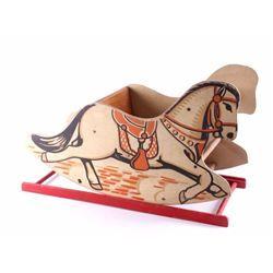 Wooden Child's Rocking Horse
