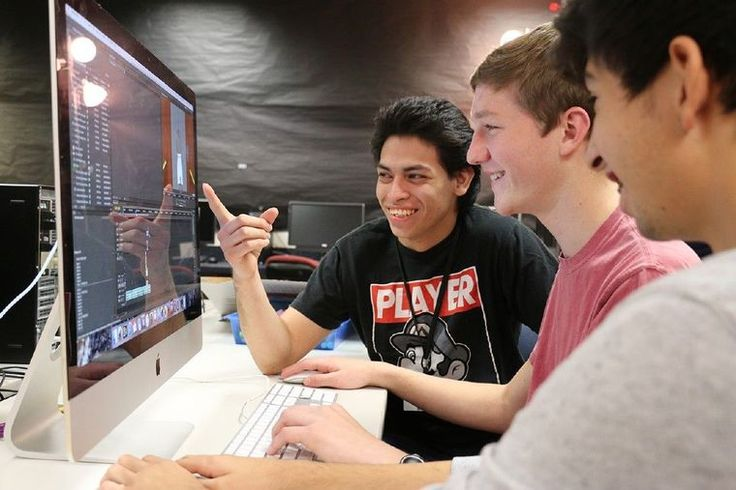 Members of Atascocita High School's Advanced Animation class have been chosen as an Official Selection in the All American High School Film Fest held in New York City.
