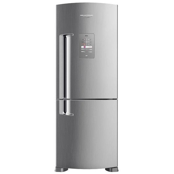 Geladeira / Refrigerador Refrigerador Brastemp Inverse BRE50NK 422 Litros Inox