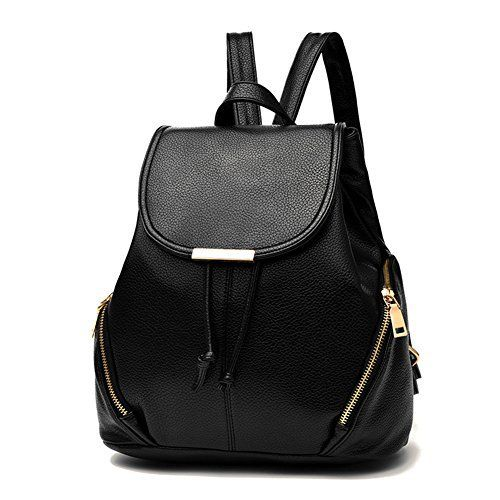New Trending Backpacks: Z-joyee Casual Purse Fashion School Leather Backpack Shoulder Bag Mini Backpack for Women  Girls,Black2. Z-joyee Casual Purse Fashion School Leather Backpack Shoulder Bag Mini Backpack for Women  Girls,Black2  Special Offer: $25.99  411 Reviews Brand: Z-joyee Material: PU leatherBackpack Dimension: 28L*16W*29H CM/11.02*6.3*11.41in (L*W*H)Function: BackpackInterior: 1 x main pocket,...