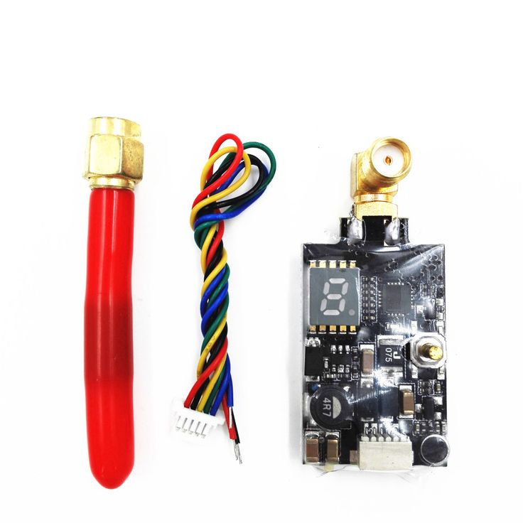 TS1727 5.8G 25mW 600mW 48CH Switchable FPV Transmitter for RC Toys Models Car Backview Camera System wifi Rearview Photogaraphy