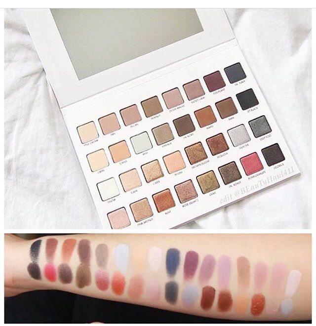 LORAC mega pro 3 palette. giving me life while slaying it at the same time.