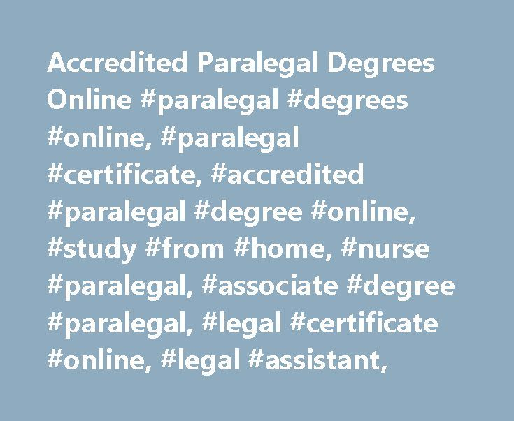Online Paralegal School - Training Course - USCI