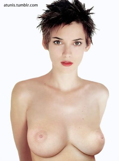 Nude photos of winona ryder