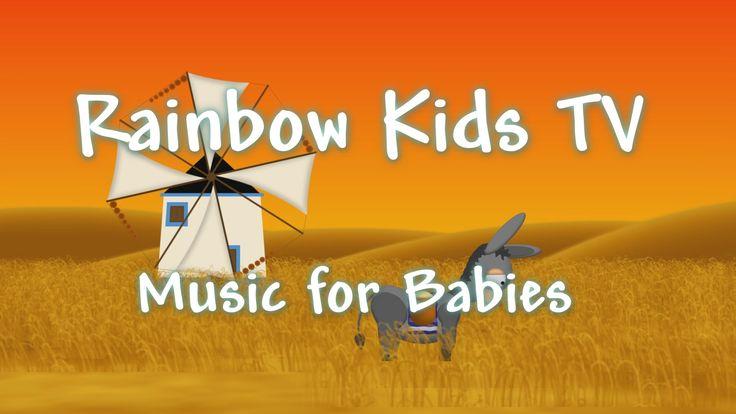 Baby Music - Relaxing Lullabies - Pachelbel - Canon in D Major - Fields ...