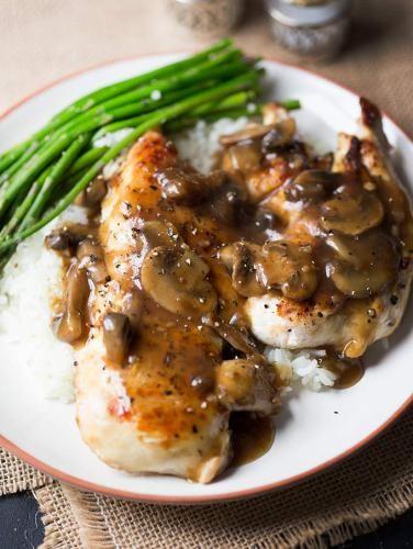 Chicken Madeira | Kiwi and Carrot | Bloglovin'