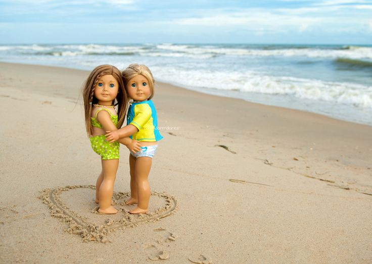 Dolly Dorm Diaries ~ Our American Girl Doll Blog Adventures : { Until Next Summer }