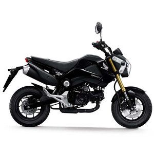 The Enthusiasm Behind Honda's Grom Bike