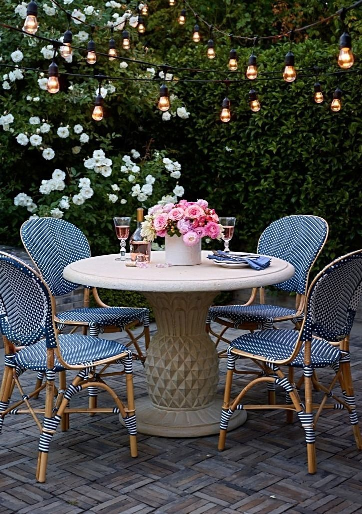 Paris Bistro Chairs Outdoor Comfy With Ottoman Collection In 2018 Furniture Pinterest Create The Allure Of A French Sidewalk Cafe Our Charming And Comfortable Dining