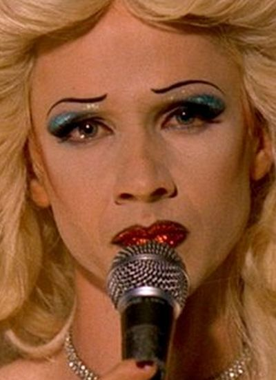 John Cameron Mitchell as Hedwig in Hedwig and the Angry Inch