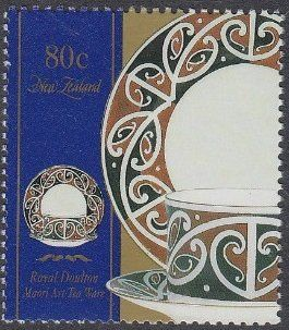 Stamp%3A%20Maori%20Art%20(New%20Zealand)%20(Royal%20Doulton%20Ceramics%20Exhibition)%20Mi%3ANZ%201269%2CSg%3ANZ%201715%20%23colnect%20%23collection%20%23stamps