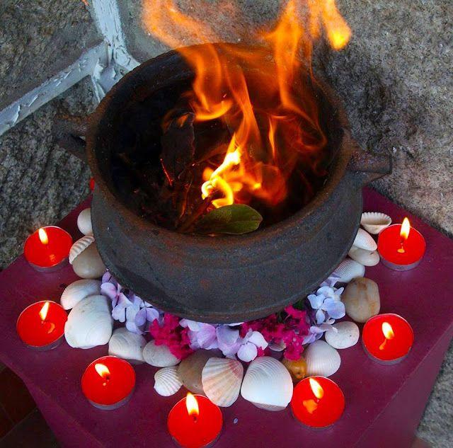 Tsara Cigana:  Oração da Cura  Eu trago a força da Terra, doado...