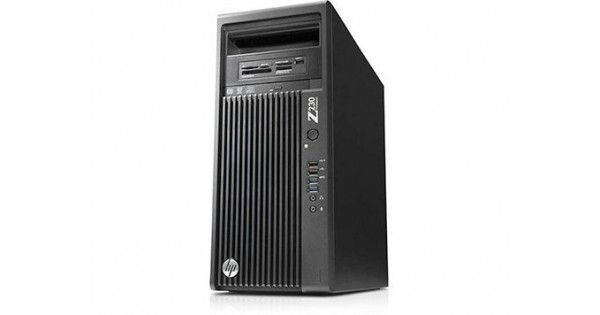 Calculator HP Z230 Tower Workstation, Intel Core i7- 4770 - 3,4GHz, RAM 8 GB DDR3, HDD 1 TB SATA, DVD-RW, Radeon RX 460Model: HP Z230 Tower Workstation Procesor: Intel Core i7-4770 Haswell,  3,4GHz si 3,9GHz in Turbo Boost, 8MB Memorie RAM: 8 GB DDR3 1600 MHz, 4 sloturi Placa video: Rade