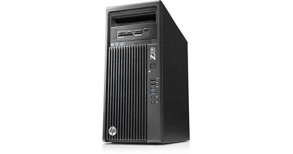 Calculator HP Z230 Tower Workstation, Intel Core i7- 4770 - 3,4GHz, RAM 8 GB DDR3, HDD 1 TB SATA, DVD-RW, Radeon RX 460Model: HP Z230 Tower Workstation Procesor: Intel Core i7-4770 Haswell, 3,4GHz si 3,9GHz in Turbo Boost, 8MB Memorie RAM: 8 GB DDR3 1600 MHz, 4 sloturi Placa video: Rade