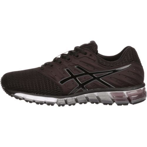 Asics® Men's Gel-Quantum 180™ 2 Running Shoes (Black/Carbon, Size 12) - Men's Running Shoes at Academy Sports
