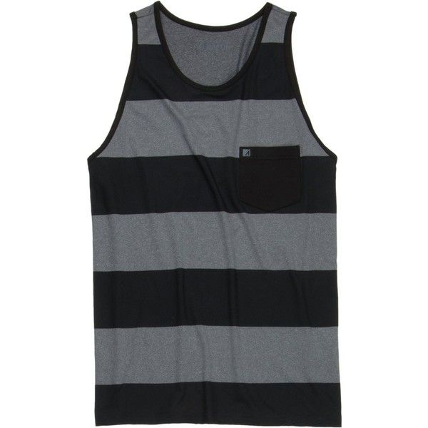 Athletic Recon Claymore Tank Top - Men's (57 CAD) ❤ liked on Polyvore featuring men's fashion, men's clothing, men's shirts and men's tank tops