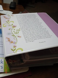 Titus 2 Keeper At Home: My Keeper at Home Binder