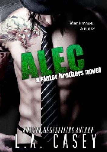 Okładka książki Alec