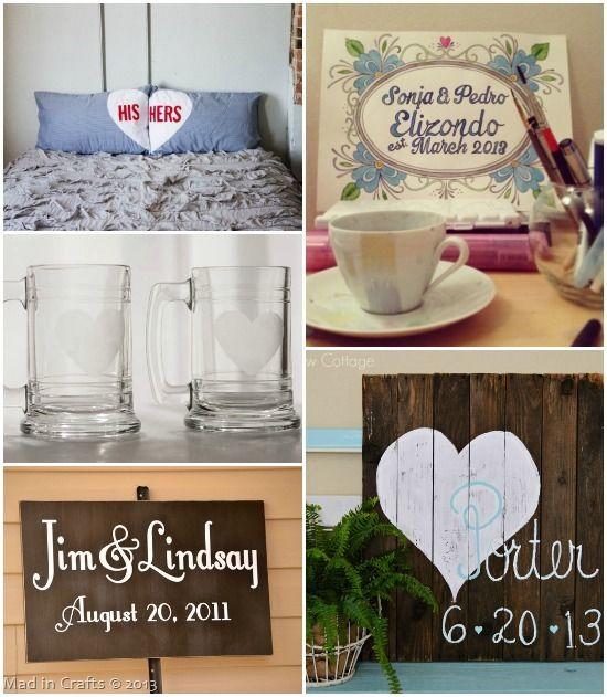 25+ unique Handmade wedding gifts ideas on Pinterest | Diy wedding ...