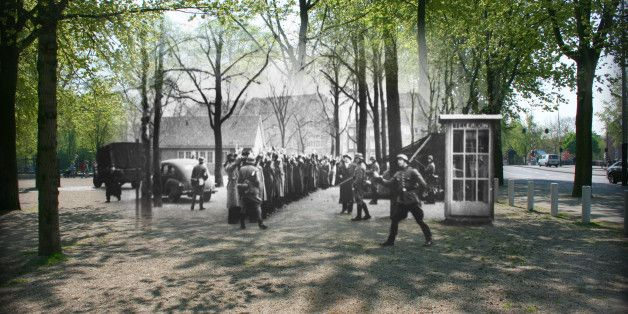 Then-And-Now Photos Of Anne Frank's Amsterdam Will Stop You In Your Tracks