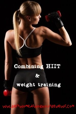 Does #CombiningHIITAndWeightTraining provide an effective workout?  Click the link to the right to get the facts: http://www.bestwomensworkoutreviews.com/combining-hiit-and-weight-training