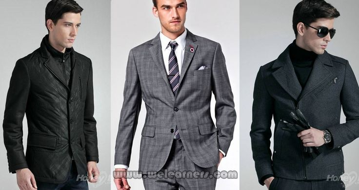 Formal Business Suits For Men 2012-2013
