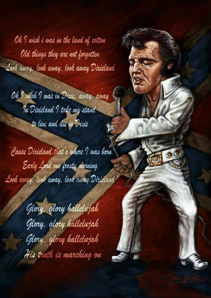 Elvis. An American Trilogy