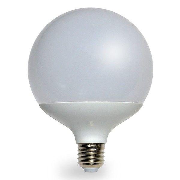 KINGLED: Lampadina bulbo E27 G120 15w eco, 40SMD2835 opaca, luce naturale 4000k.  AVAILABLE IN OUR STORE! #bulb #bulbs #lightbulb #Kingled #Led #Ledstore #Illuminazione #Leditalia #illuminazioneled #e27