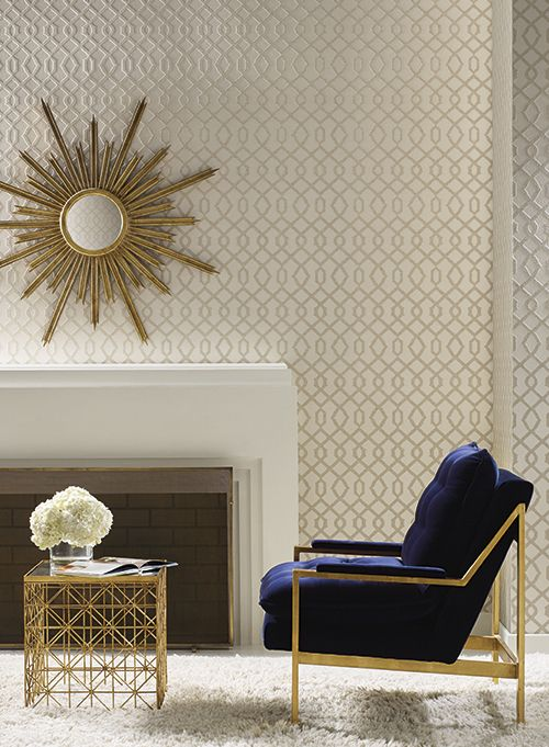 Sand And Glitter Create A Luxurious Light Catching Texture In Wallpaper Pattern Luscious By For York Wallcovering