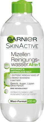 Garnier Mizellen-Reinigungswasser für Mischhaut dauerhaft günstig online kaufen | dm.de