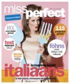 Met een vrolijke knipoog naar de fifties deelt het #tijdschrift Miss Perfect de slimste tips en trucs die het dagelijks leven mooier, beter en makkelijker maken. Miss Perfect is powered by de Consumentenbond, dus de tests zijn onafhankelijk en degelijk. Maar ze zijn vooral ook leuk om te lezen én handig. Miss Perfect is licht, vrolijk, heeft een tikje zelfspot, maar bovenal is ze eerlijk.  Miss Perfect is verkrijgbaar op iPad en Android tablet via de Bruna Tablisto app. #lezen #ereading