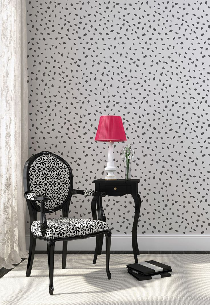 53 best wall stencils images on pinterest wall stenciling panther skin wall stencil pattern chic decorative scandinavian wall stencil for diy projects wallpaper look and easy home decor amipublicfo Image collections