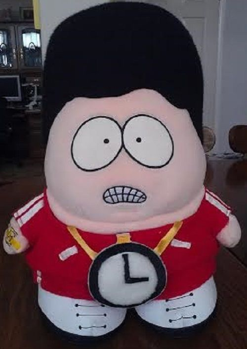 South Park Eric Cartman Doll Hip Hop Trey Parker Matt Stone Comedy Central   #Fun4All