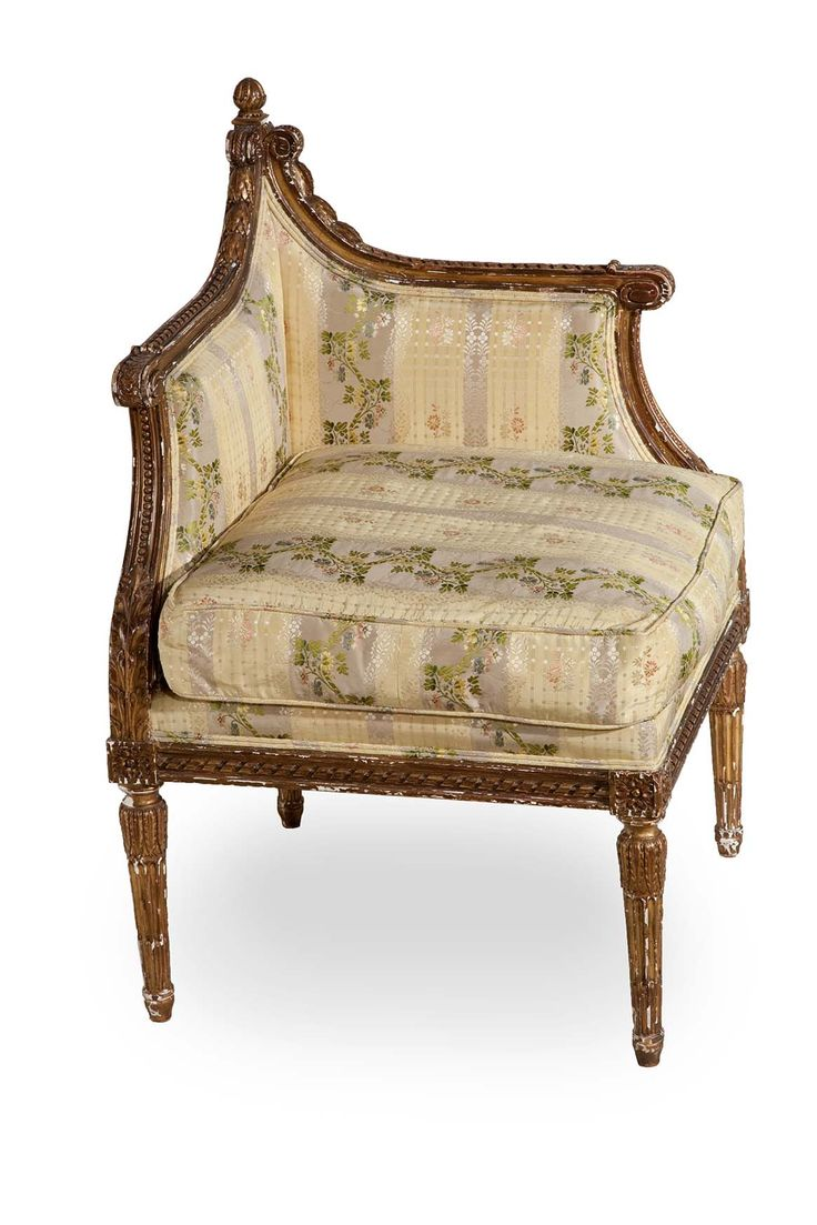 Antique french chair - Find This Pin And More On Corner Chairs