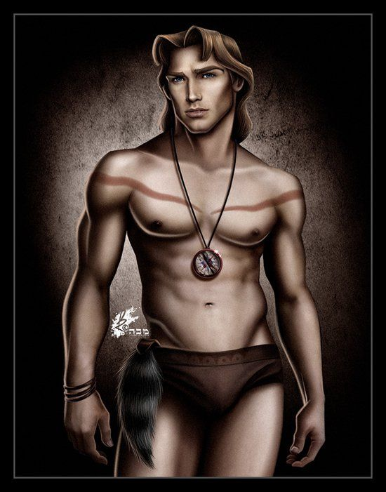 Pin for Later: Which Sexy Disney Prince Is Your Type? John Smith