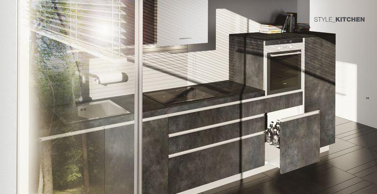Velve Style Kitchen - www.derosso.it