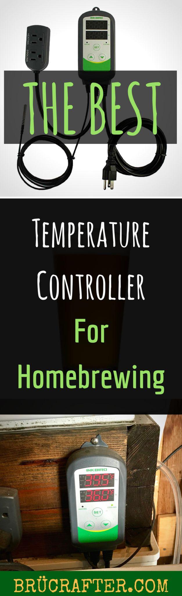 Best Homebrewing Temperature Controller Perfect Fermentation