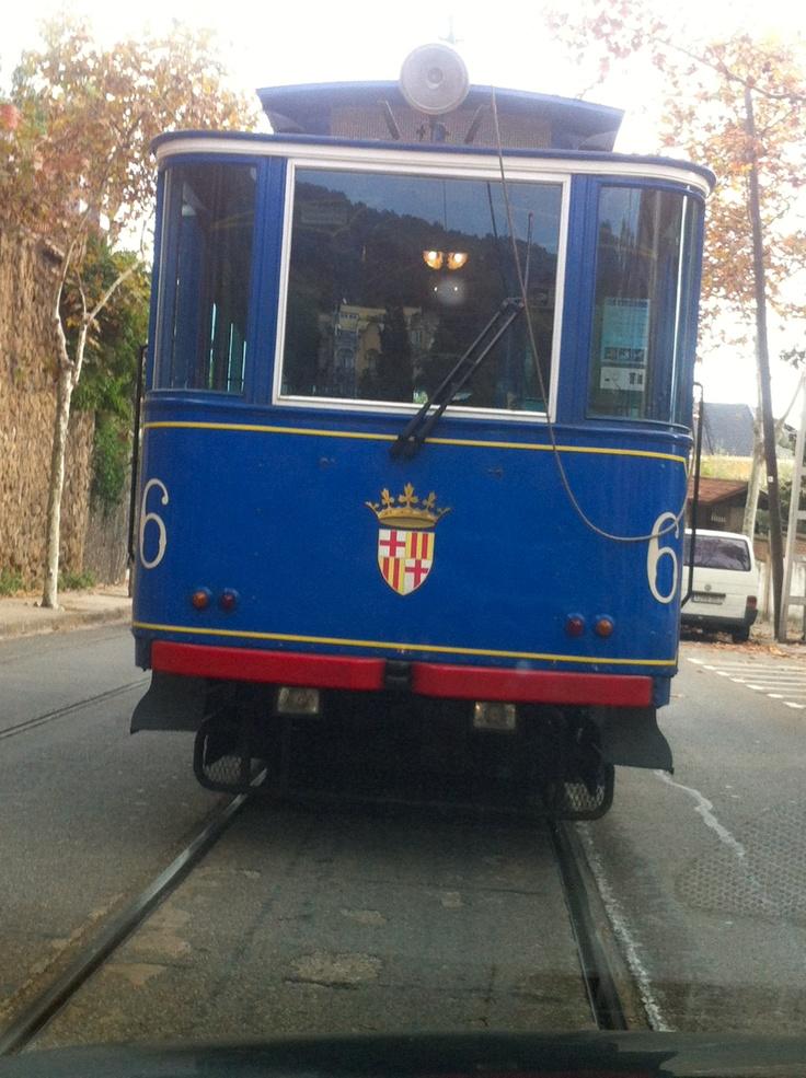 El tranvía azul.   JRom pic 2012