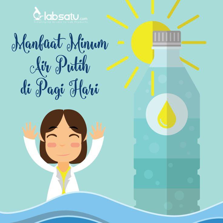 Banyak manfaat minum air putih di pagi hari bagi tubuh Anda. Mau tahu? Mari simak bersama!