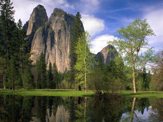 TOP WORLD TRAVEL DESTINATIONS: Popular National Parks in California