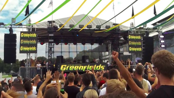 RiCHiE HAWTiN @ GREENFiELDS OPEN AiR MUNiCH 17.07.2016 [MAiNSTAGE] [ELEC...