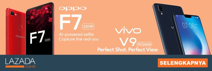 Official Store Oppo Vivo, Hadir di Lazada Diskon Hingga Rp 100.000 dengan Kode Voucher - PriceArea.com