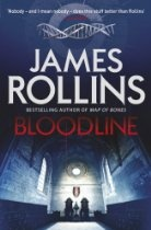 James Rollins Bloodline (Sigma Force 8) [Kindle Edition] Galilee, 1025. Infiltrating an ancient citadel, a Templar knight uncovers a holy treasure long hidden within the fortress's labyrinth: the Bachal Isu - the staff of Jesus Christ - a priceless icon that holds a mysterious and terrifying power that promises to change humankind for ever.    A millennium later, Somali pirates hijack a yacht off the coast of the Horn of Africa, kidnapping a young pregnant American woman.